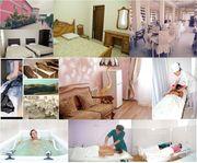 Лечение в санатории «Айша Биби»